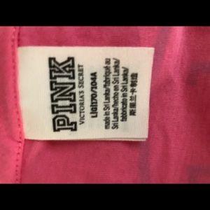 PINK Victoria's Secret Tops - Victoria's Secret pink mesh Tee. Long sleeves  L